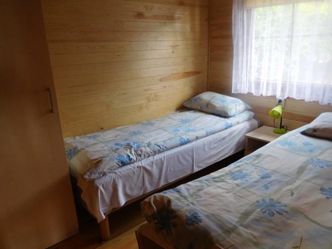 domek komfort sypialnia 2